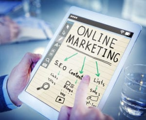 marketing a new online business