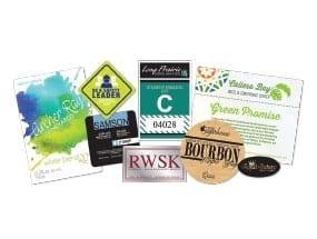 custom product labels