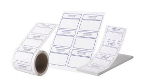 Mailing labels and shipping labels