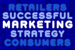 market business custom printed labels